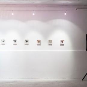 Polisonnofonia & Nocturnal Portraits, Solo Show 2014, Photo credits Mirko Isaia