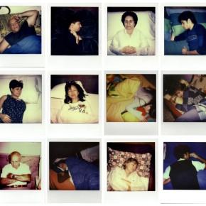 Nocturnal Portraits, 2011-2014, Polaroid films, cm.8,8x10,7