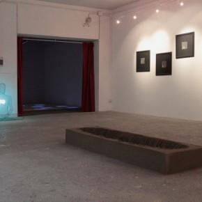 Artsiom Parchynski, Galleria Moitre, 2012, vista d'insieme