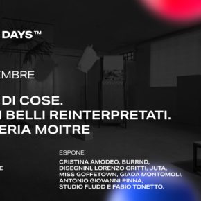 Graphic Days Torino - Figure di Cose