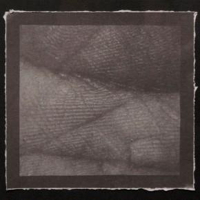 Artsiom Parchynski, Senza titolo, 2012, stampa a contatto su carta bicromata, 15,5x15,5 cm