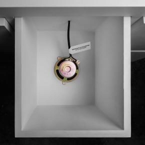 Anna Ippolito, Marzio Zorio, Speziale, 2012, legno, speaker, microfono, suoni, particolare