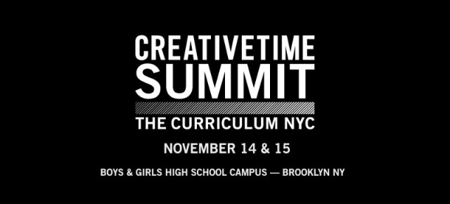 Maya Quattropani - Creative Time Summit - Itinerant - New York