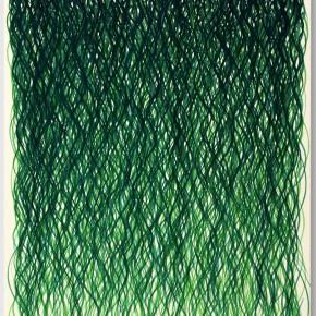 """Energji"", acrilico su tela, 40x50 cm, 2014"