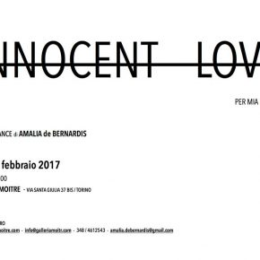 Amalia de Bernardis - Innocent Love