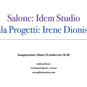 Salone: Idem Studio - Saletta: Irene Dionisio