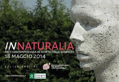 InNATURALIA-Arte Contemporanea al Roseto della Sorpresa