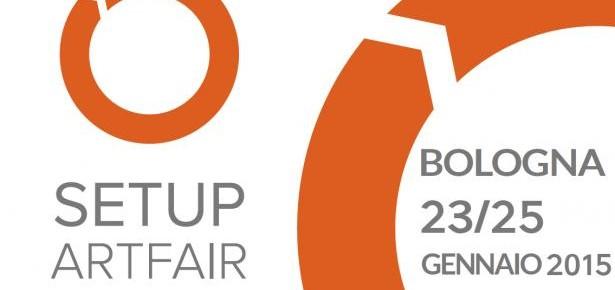 Setup Art Fair - Bologna 23 - 25 gennaio 2015