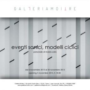 Eventi sonici, modelli ciclici