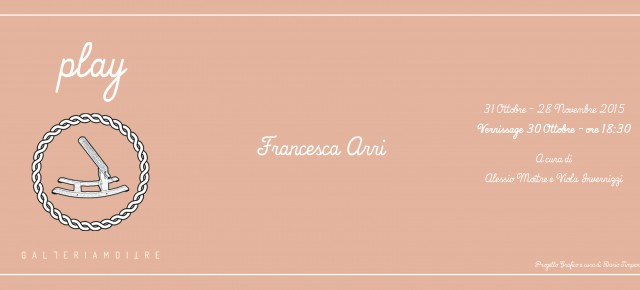 Francesca Arri - PLAY