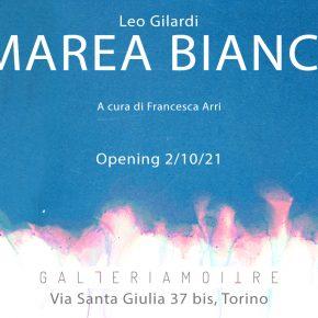 Leo Gilardi - Marea Bianca
